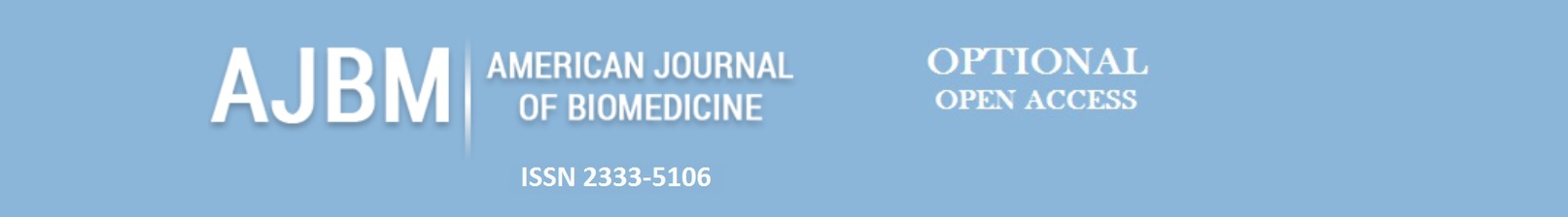 American Journal of Biomedicine